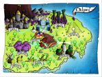 MiracleI - map by 1000dimension