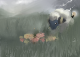 Mareep by fabman132