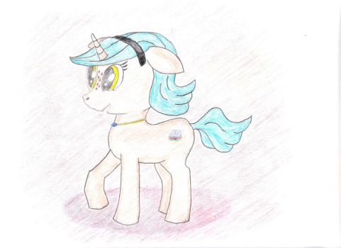 Dusty Tome colored pencil 2 by Ancalagon67