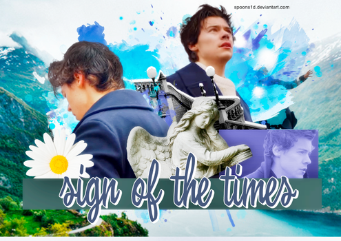 Sign Of The Times | Harry Styles Colection #3 by Spoons1D