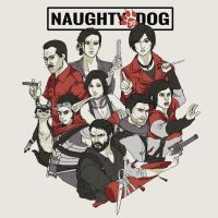 Naughty Dog - Thirty Years by lunethstclaire