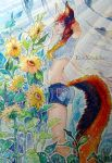 ACEO fuer Mimikry Animexx by Eye-X-catcher