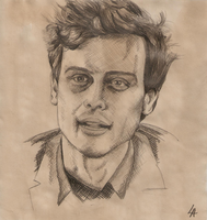 Dr. Spencer Reid by Miss-Lizzie-Jane