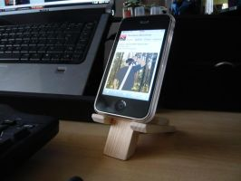 iPhone Stand by JonsProjects