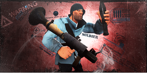 Team Fortress 2 Solider by MurTXazI