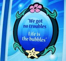 Life is the bubbles by MonCherii
