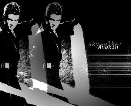 Anakin wallpaper by 1shewolf1