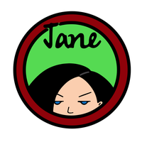 Jane Logo (Polished) by otfs