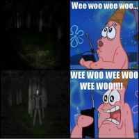 weee wooo.... SLENDER MAN by SirSlayer62