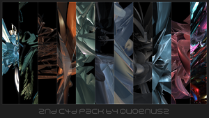 2nd c4dpack by Quoenusz
