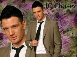 JC Chasez Wallpaper by Ebs2Hott4U
