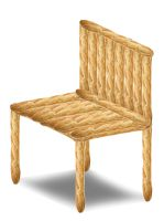 Im On A Roll (Baguette Chair) by NeverenderDesign