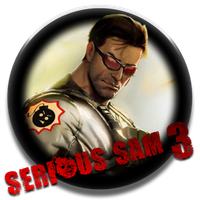 Serious Sam 3 BFE Icon by DudekPRO