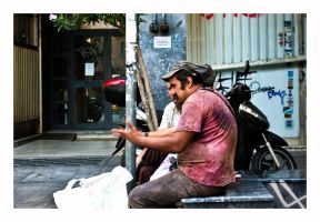 Athens, Aug 2015 (color) # 1 by thelizardking25