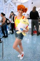 Traci Hines at AX 2011 by FlawlessCreationsINK