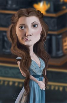 Margaery Tyrell by Rewind-Me