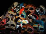 Masks from Much Ado: All 2 by Figmentling