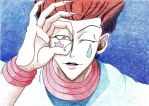 Hisoka [Hunter x Hunter] by ElvishShadowArcher