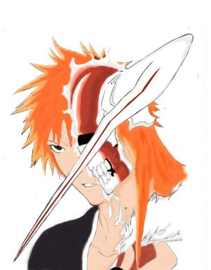Ichigo Color Art by JonattanD