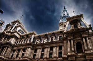 philly City Hall by sumanprajapati