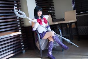 Sailor Saturn by Kurai-Hisaki