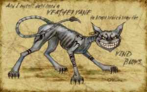 Cheshire Grin by mcat711
