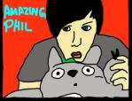Amazing Phil by morganb22