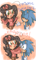 if Sonic was real by chibiirose