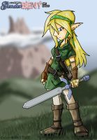 Gender Bent: Link by murf-guy