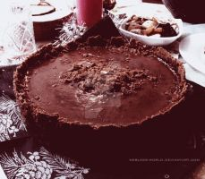 Winter's Tale in Chocolate by webless-world