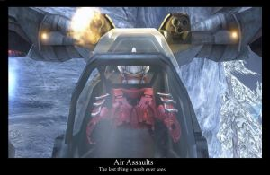 Air Assault by compositecoyote