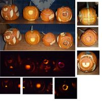 Core Lanterns by StrangersLight