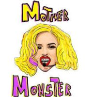 MOTHER MONSTER by Madonna1250