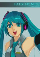 Hatsune Miku : Sample by chobitsG