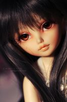 Littlefee Lishe makeup by chibi-lilie