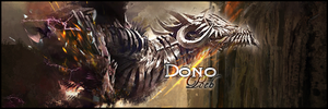 Guild Wars 2 sig for Dono by WinnieDePoeh