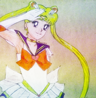 Sailor Moon Comission by Maarel