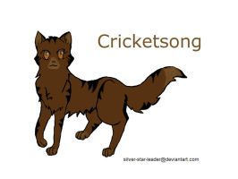cricketsong by thenextbest