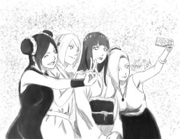 Ultimate Selfie by SchiraYuki