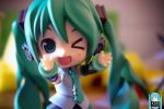 Hatsune Miku Nendoroid HMO ver by thechevaliere
