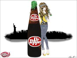 The Big Dr.Pepper by AsiaM-PHOTOGRAPHY