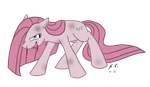 MLP Bruised Pinkamena by The-Clockwork-Crow