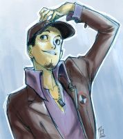 Junpei by Padder