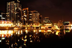 Docklands HDR by DanielleMiner