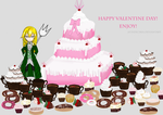 CH: Happy Valentine Day by Undeciria