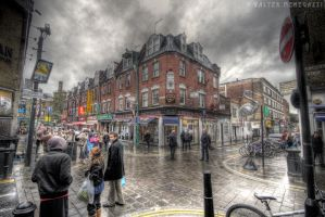 Brick Lane by colpewole