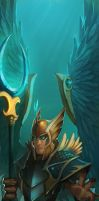 skywrath mage dota 2 by unrealsmoker