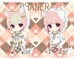 Twins Chanera Adoptables {Closed} by usae