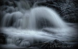 Waterfall Serenade by HeatherWaller-Rivet