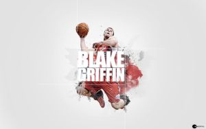 Blake Griffin Wallpaper by AndrewImmortal